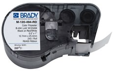 Brady - BMP51 BMP53 Color Polyester Vial and Tube Labels